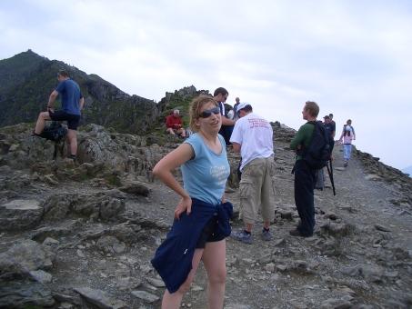 Mount Snowden, Wales