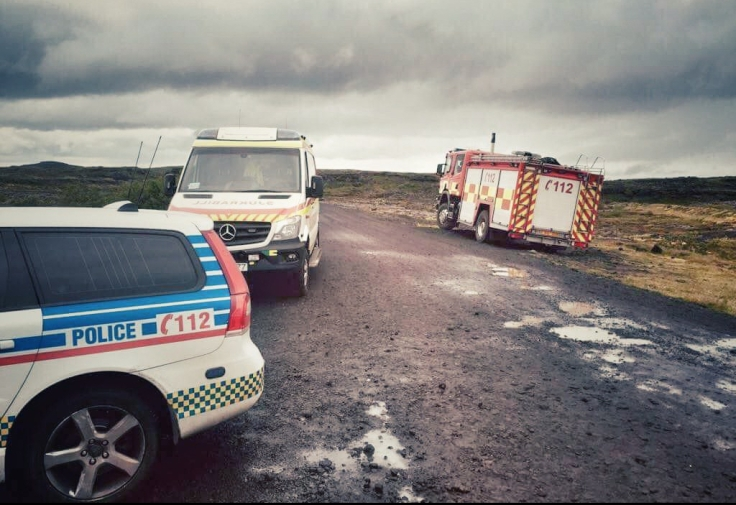 Emergency Services Iceland