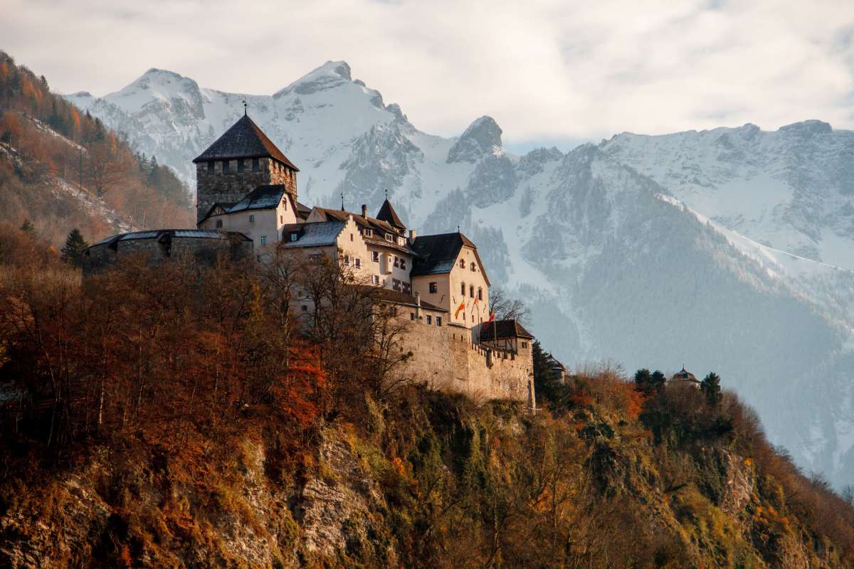 Liechtenstein - a perfect destination for first-time solo travellers​